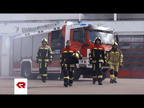 Personal Protective Equipment from Rosenbauer