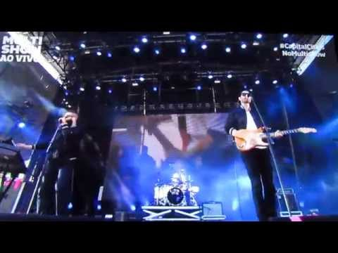 Capital Cities live at Lollapalooza Brasil (Pt.1)