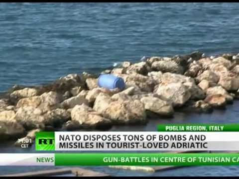 Mezzogiorno's Marine Mess - Dumped Bombs & Toxic Waste Soft-Killing Whole Region