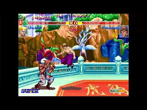Capcom arcade stadium street fighter 2 ultimate champions pt.1 gulie |