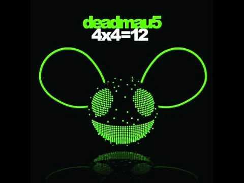 Deadmau5 Ghost n Stuff mix with One Trick Pony