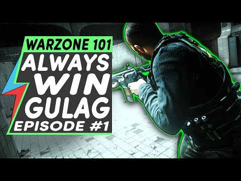 Warzone HOW TO MASTER THE GULAG   HOW TO WIN MORE GULAGS Tips and Strategies