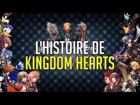 L'Histoire De Kingdom Hearts