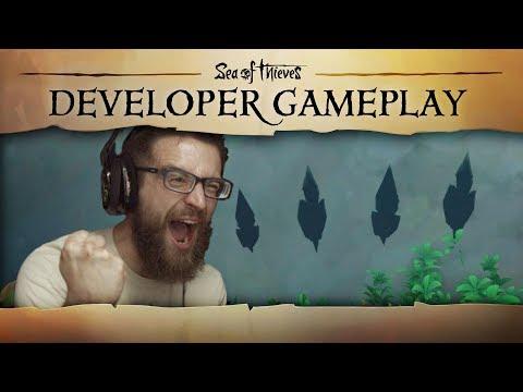 Разработчики Sea of Thieves показали геймплей игры в разрешении 4K