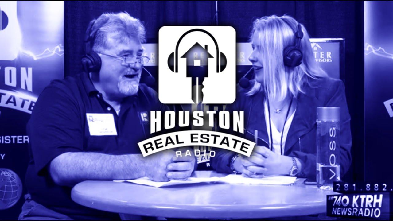 Keith Hebert   2016 Texas Home And Garden Show | Houston Real Estate Radio    YouTube