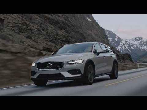 2019 Volvo V60 Cross Country! Will This Be The Greatest Volvo Of All Time?