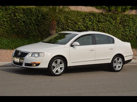 Tour our 2009 VW Passat 2.0 Turbo with Navigation
