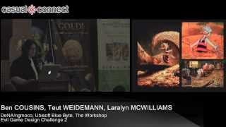 Evil Game Design Challenge 2 | Ben COUSINS, Teut WEIDEMANN,  Laralyn MCWILLIAMS, Scott FOE