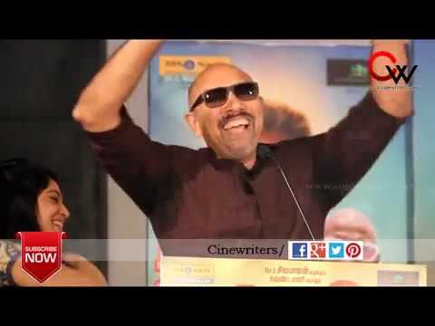 SATHYARAJ ABOUT GOUNDAMANI - YOU CAN'T CONTROL LAUGHING !!!