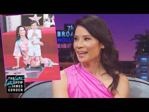 Lucy Liu's Mother Had an Interesting Response to Lucy's Walk of Fame Star