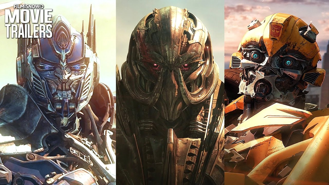 Transfomers: The Last Knight Motion Posters reveal new and returning bots
