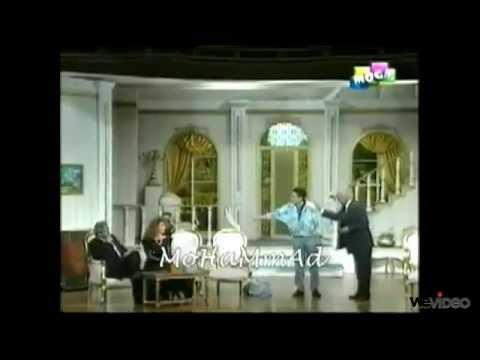 Adel Emam Funny Hahahaha! لايفوتكم  اجمل لقطات عادل إمام مضحك جدا