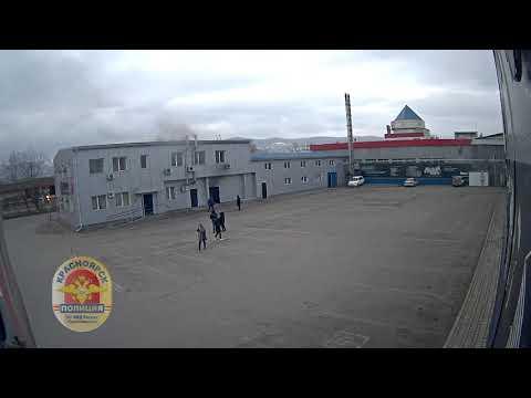 Сотрудник торговой компании Красноярска поджег офис
