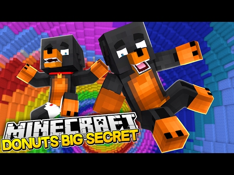 DONUTS BIG SECRET w/BABY MAX - Donut the Dog Minecraft Roleplay