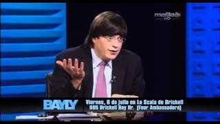 Jaime Bayly y El Conde del Guácharo se enfrentan por las elecciones de Venezuela