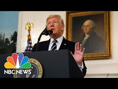 President Donald Trump Addresses Nation On Florida High School Shooting (Full) | NBC News