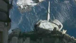STS-122 DAY9 Highlight: EVA3