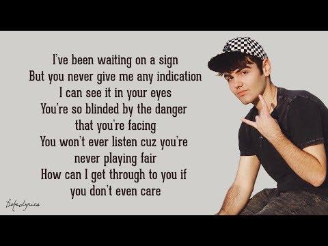 Nico Collins - Look the Other Way (Lyrics) 🎵