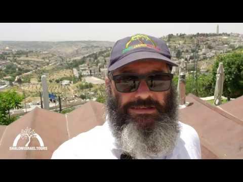 Guide Daniel Gutman Israel Tour VLOG #1