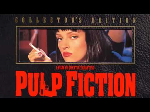 Pulp Fiction Soundtrack   Opening Theme Dick Dale and His Del Tones   Miserlou