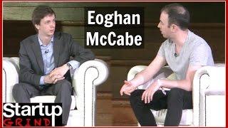 EOGHAN McCABE | Intercom | STARTUP GRIND EUROPE