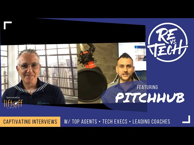 Pitchhub | Andrew Devlin RE vs Tech Episode #40