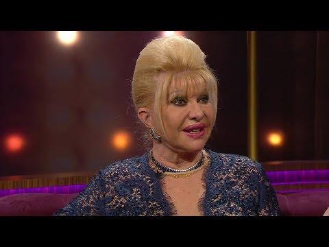 Ivana on Melania | The Ray D'Arcy Show | RTÉ One