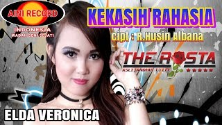 Elda Veronica - Kekasih Rahasia [OFFICIAL LYRIC]