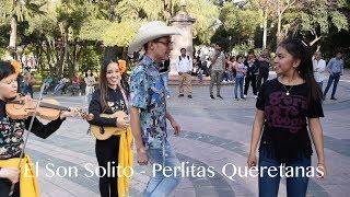 COMPARTAN!! Así se baila el Son Solito en Querétaro (Perlitas Queretanas)