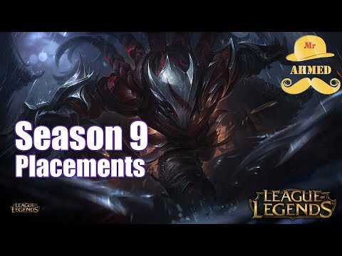 🔴 League of legends Stream | Season 9 Placements 🔥 الحرب  بدأت thumbnail