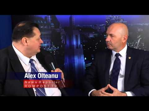 Rompost TV News: Senator Adrian Anghel visits Vancouver