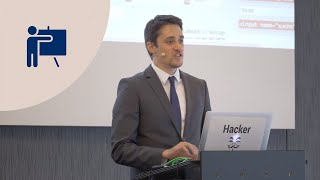 Vortrag Live-Hacking mit Florian Demaku