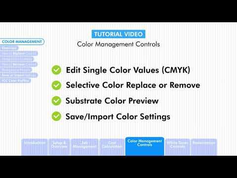 TransferRIP Part 5 #1   Introduction Color Management