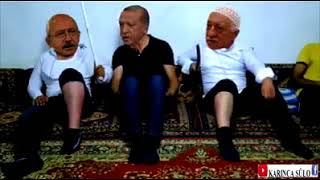 Recep Tayyip Erdoğan Orta Oyunu