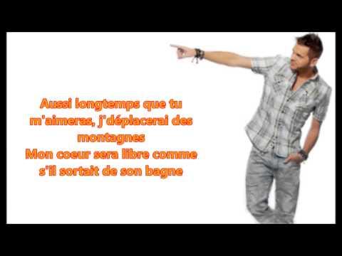 Keen'v - Aussi longtemps parole (Ange Ou Démon)