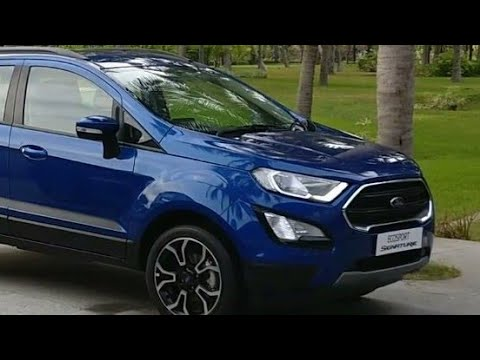 2018 All New Ford EcoSport Signature Edition - All You Need to Know !!