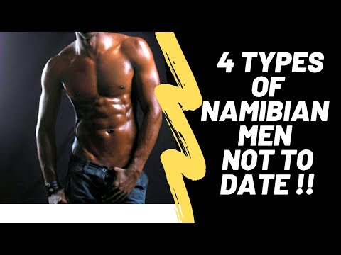 4 TYPES OF NAMIBIAN MEN NOT TO DATE (BASED ON THEIR SHOES)