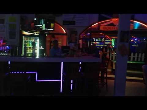 Tony's karaoke in Sunny Beach
