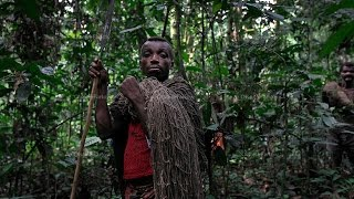 การล่าสัตว์ของคนป่า เพื่อดำรงชีวิตอย่างธรรมชาติ