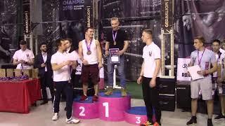 Трансляция Чемпионата Европы ISF 14 12 2019 Помост 2