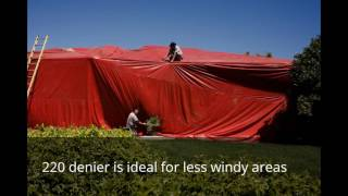 Fumigation Tarps And Covers