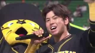 2019年6月12日 阪神・梅野選手ヒーローインタビュー