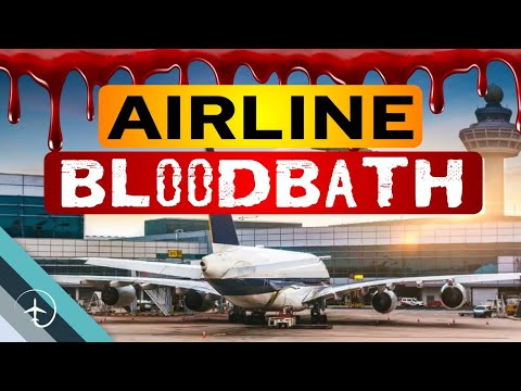Airline Bloodbath! What will happen next?