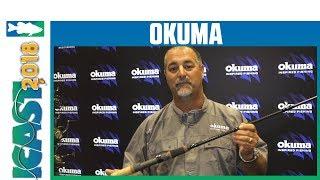 Okuma PCH Custom Inshore Casting Rods - Tackle Warehouse
