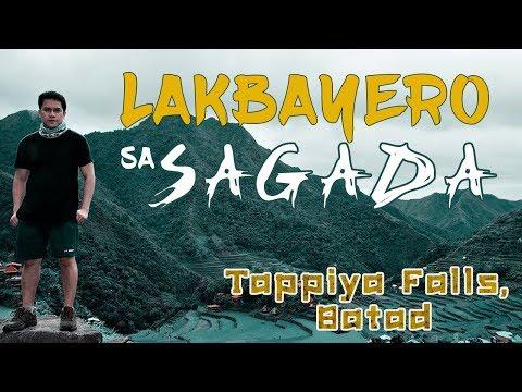 Lakbayero sa SAGADA Ep1 (Travel Vlog 01)
