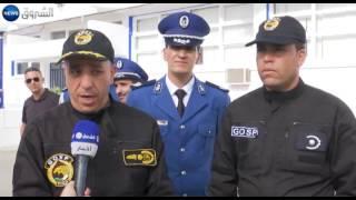 """رئيس أمن ولاية بومرداس يتحدث عن الفرقة الخاصة """"GOSP"""""""
