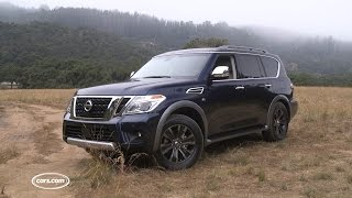 Video 2017 Nissan Armada: First Drive download MP3, 3GP, MP4, WEBM, AVI, FLV Januari 2018