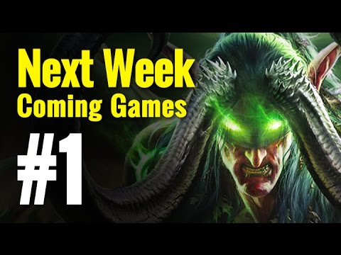 Games Coming Next Week 1 Aug 29 Sep 4 Youtube