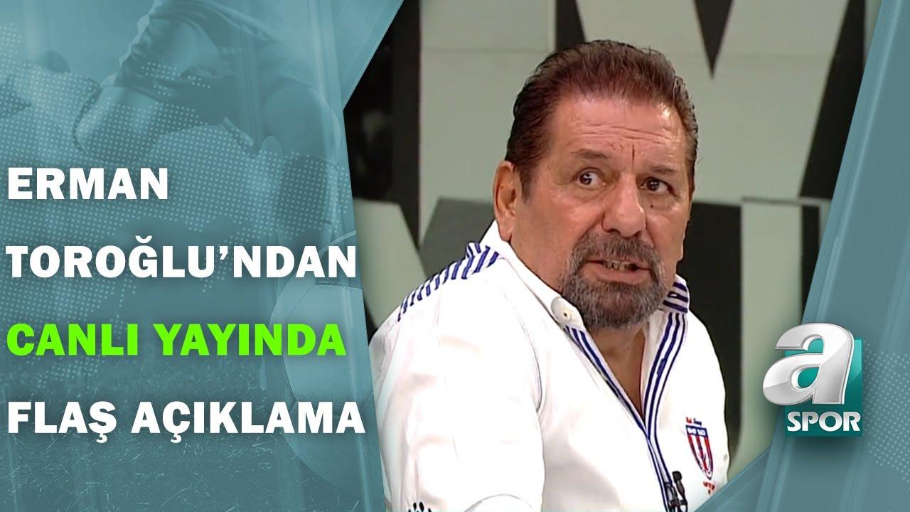 Erman Toroğlu, Monaco'nun Onyekuru'yu Neden Çağırdığını Açıkladı! / Takım Oyunu / 12.07.2020