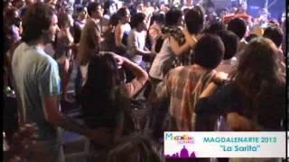LA SARITA EN VIVO - ADIOS JUVENTUD VIDA PASAJERA en el Festival de Rock de Magdalena del Mar